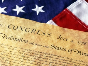 Declaration of Independence article